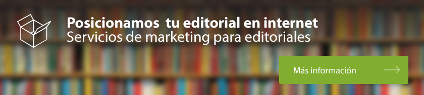 Posicionamos  tu editorial en internet
