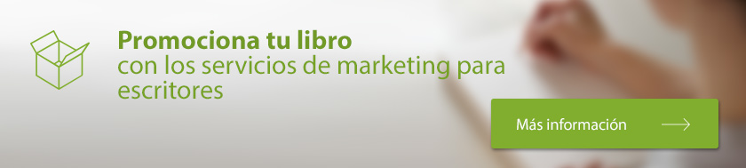Servicios de marketing para escritores