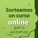 Sorteamos un curso online para autores